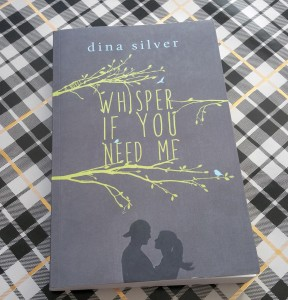 Whisper If you Need Me by Dina Silver _ Zainey Laney